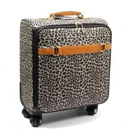 Dámský polokožený kufr 50323021-73