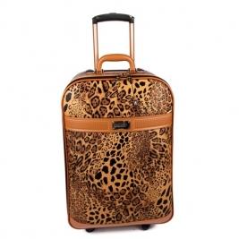 Dámský polokožený kufr 50731034-06