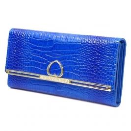 Dámská modrá peněženka 81223022-08