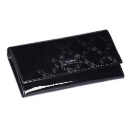 Elegantní černá dámská peněženka 3A10058