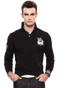 Pánské tričko s dlouhým rukávem 111250601351
