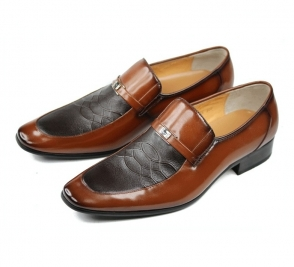 Pánská kožená obuv B861314  6abac937e5f
