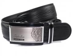 Pánský kožený pásek MIRROR  86f8918270a