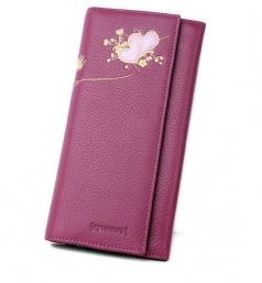 Dámská kožená peněženka 81221164-22