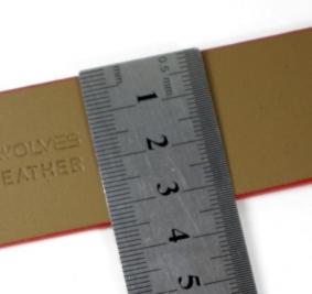 Dámský kožený pásek 7A1205200