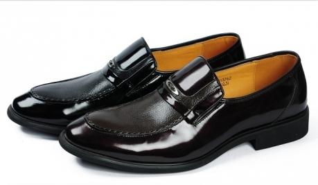 Pánská kožená obuv 213013761