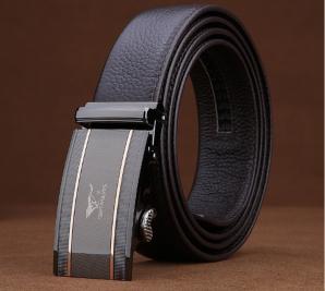 Pánský kožený pásek PAS002190K4
