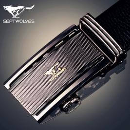 Pánský kožený pásek PAS002190K9