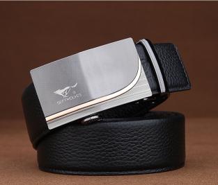 Pánský kožený pásek PAS002190K17