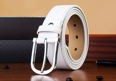 Dámský kožený pásek PAS001490K3