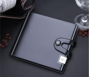 Pánská kožená peněženka PENP001590K12