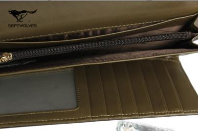 Dámská kožená peněženka PEN002490K1