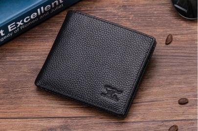 Pánská kožená peněženka PEN001290K11
