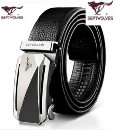 Pánský kožený pásek PAS002190K100