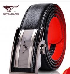 Pánský kožený pásek PAS002190K102