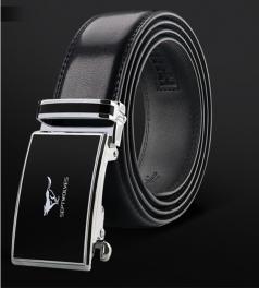 Kožený pánský pásek PAS01990K22
