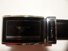 Kožený pánský pásek PAS01990K99