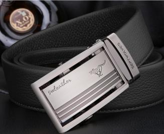 Pánský kožený pásek PAS002190K53