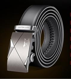 Pánský kožený pásek PAS002190K54