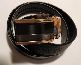 Pánský kožený pásek PAS002190K2019