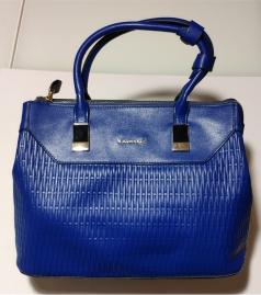 Dámská kožená kabelka 22