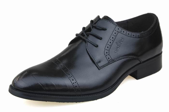 Pánská kožená obuv 133090627
