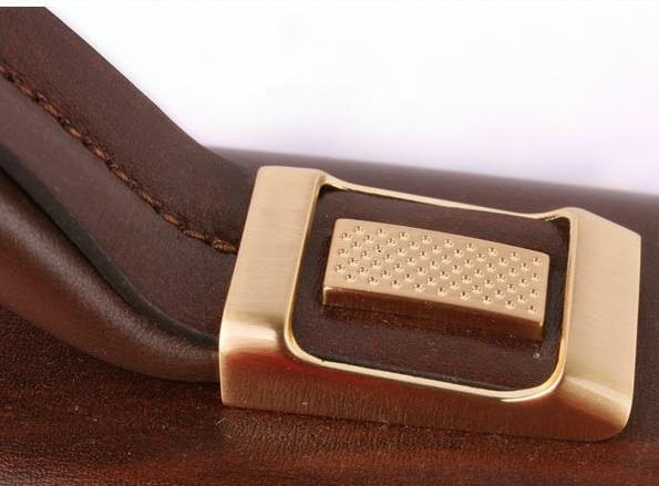 ... Pánský kožený kufrík 10222083-28 ... 245b4f47028