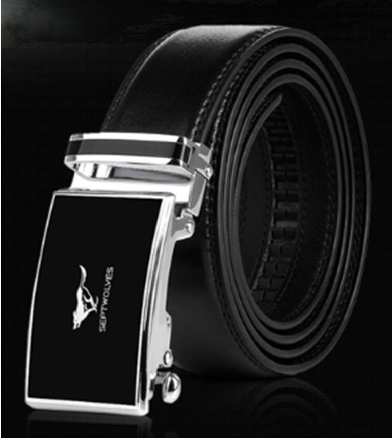 Pánský kožený pásek PAS001990K8