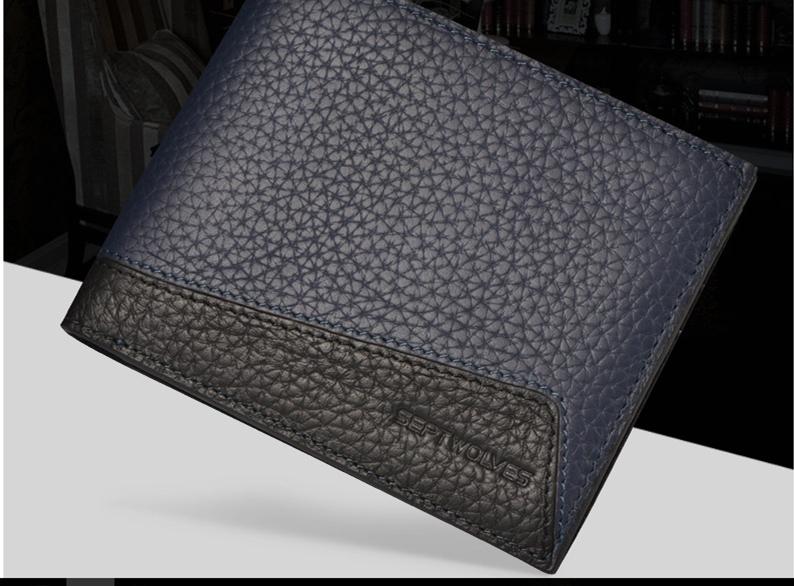 Pánská kožená peněženka PEN001290K
