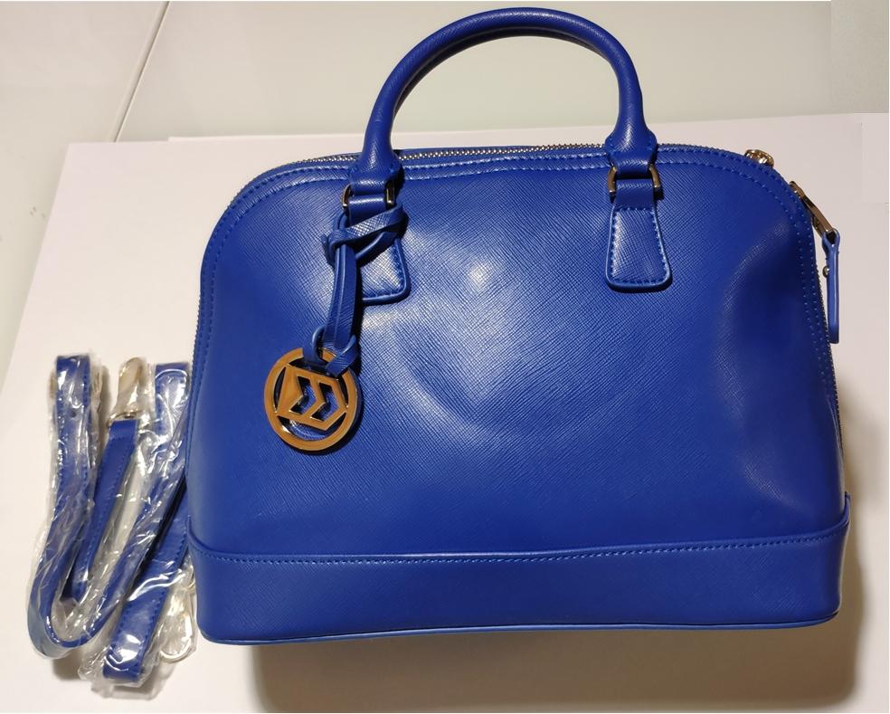 Dámská kožená kabelka HK2119M3490