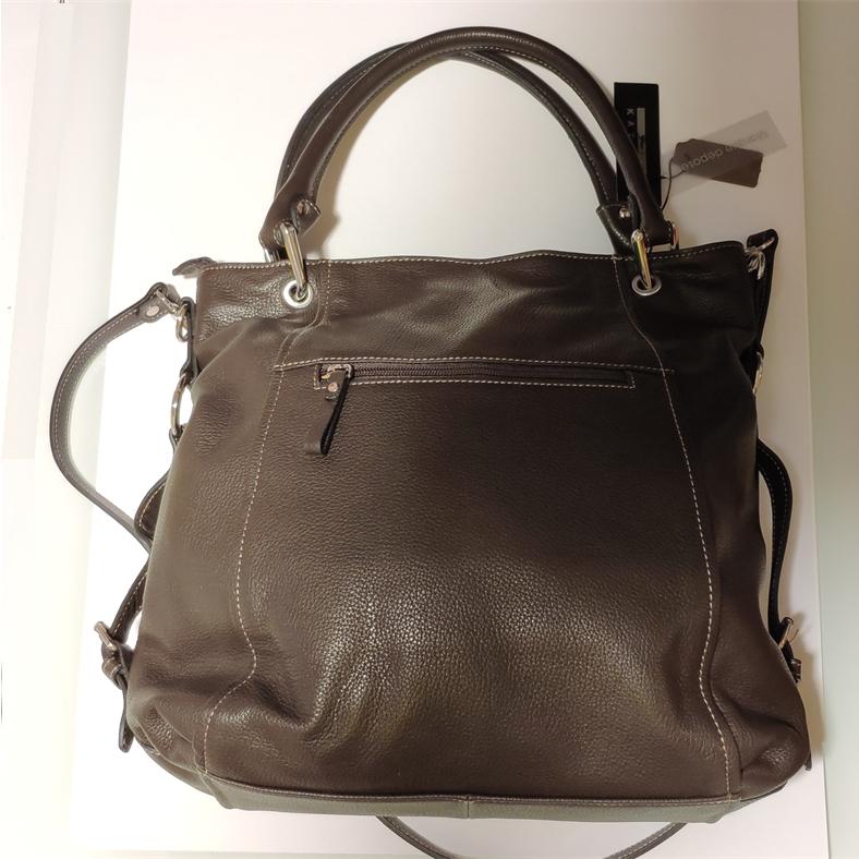 Dámská kožená kabelka 22024031-06